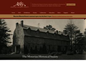 moravianhistoricalsociety.org