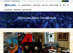 moravianmusic.org