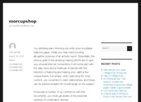 morcupshop.com