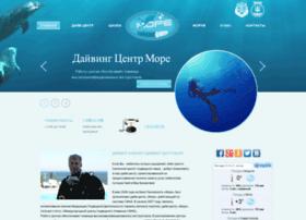 more-diving.com