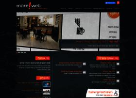more-web.co.il
