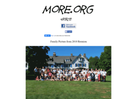 more.org