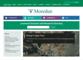 moredun.org.uk