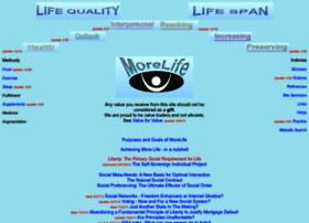 morelife.org