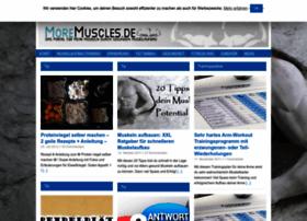 moremuscles.de