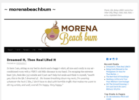 morenabeachbum.com