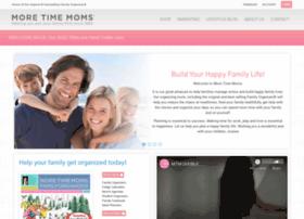 moretimemoms.com
