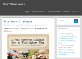 moretomushrooms.com