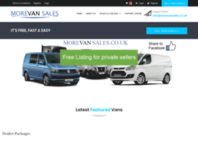 morevansales.co.uk