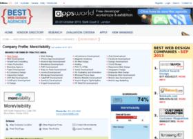morevisibility.bestwebdesignagencies.com