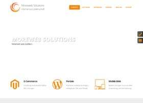 moreweb.de