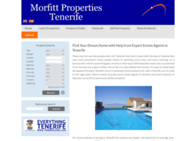 morfittpropertiestenerife.com