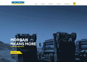 morganasphalt.com