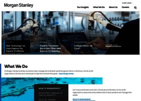 morganstanley.com.au