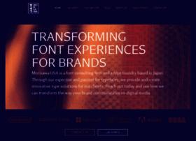 morisawa-usa.com