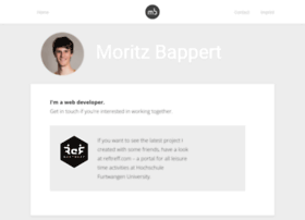 moritzbappert.com