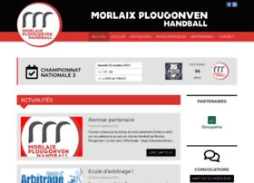 morlaixplougonven-handball.fr