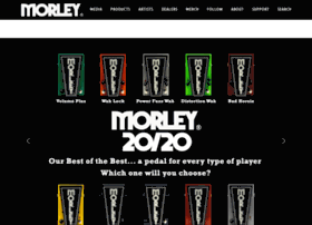morleypedals.com