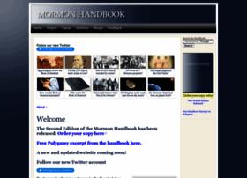 mormonhandbook.com