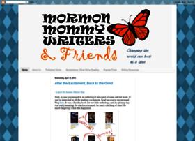 mormonmommywriters.blogspot.com