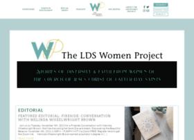 mormonwomen.com