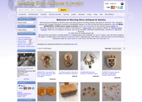 morninggloryjewelry.com