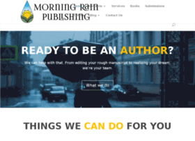 morningrainpublishing.com