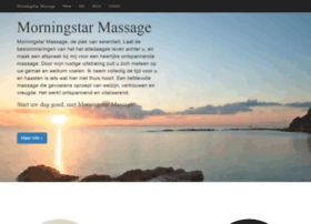 morningstarmassage.nl