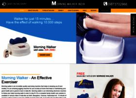 morningwalkerindia.com