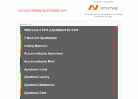 morocco-holiday-apartments.com
