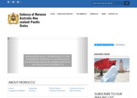 moroccoembassy.org.au