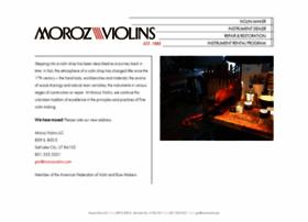 morozviolins.com
