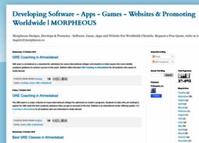 morpheous-applicationdevelopment.blogspot.com
