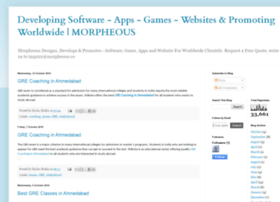 morpheous-applicationdevelopment.blogspot.in