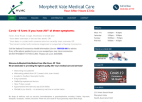 morphettvalemedicalcare.com.au
