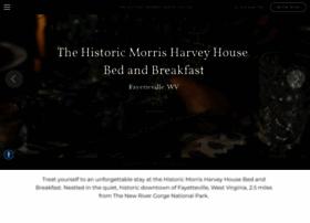 morrisharveyhouse.com