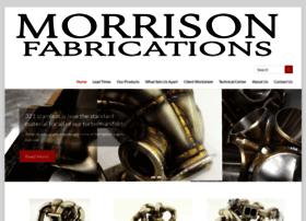 morrisonfabrications.com