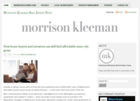 morrisonkleemanblog.com.au