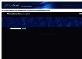 morsatelectronics.com