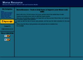 morseresource.com