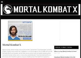 mortalkombat-x.com
