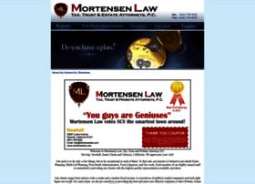 mortensenlaw.com
