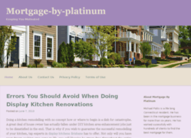mortgage-by-platinum.com