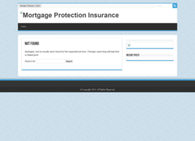 mortgage-protection-insurance.net