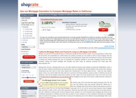 mortgage-rates.shoprate.com