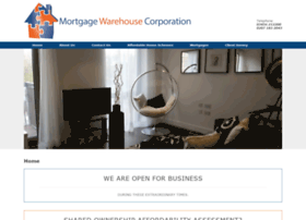 mortgage-warehouse.com