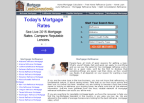 mortgage.leadsgeneration4u.com