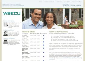 mortgage.wsecu.org