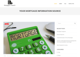 mortgage2search.ca