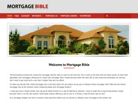 mortgagebible.org